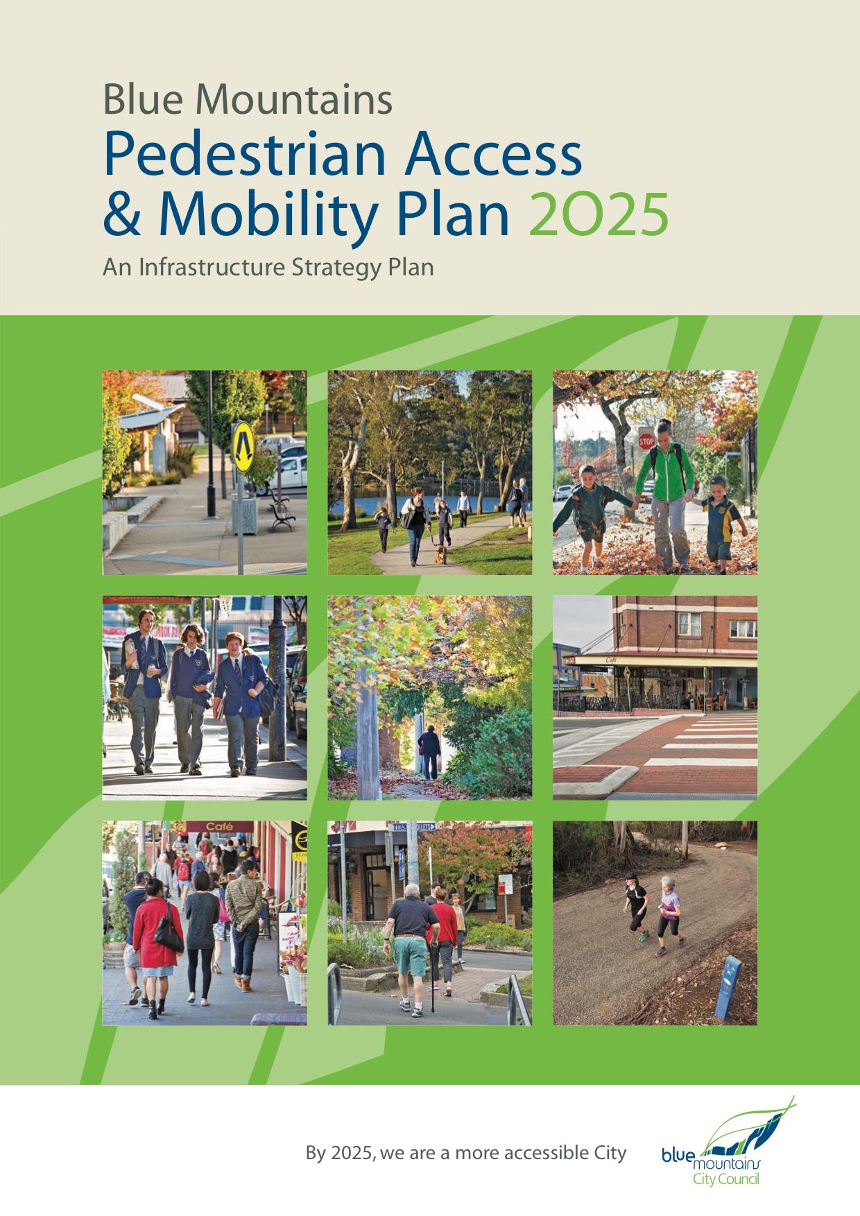 Pedestrian Access Mobility Plan (PAMP)