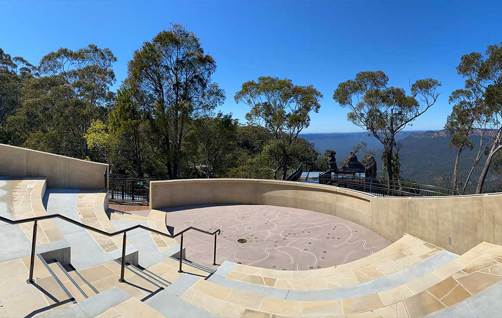 The Gathering Place at Echo Point, Katoomba
